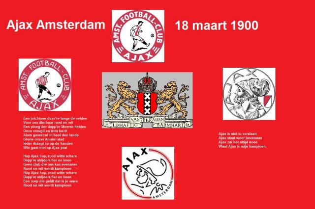 Ajax historie